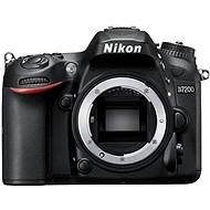 Nikon D7200 Body - black - DSLR Camera
