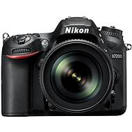Nikon D7200 Black + 18-105 VR AF-S DX Lens - DSLR Camera