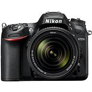 Nikon D7200 Black + 18-140 VR AF-S DX lens - DSLR Camera