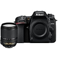 Nikon D7500 Black + 18-140mm VR Lens - DSLR Camera
