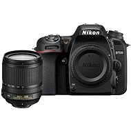 Nikon D7500 Black + 18-105mm VR Lens - Digital Camera
