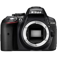 Nikon D5300 Black Body - DSLR Camera