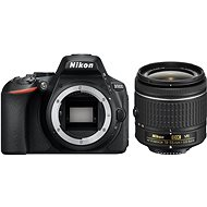 Nikon D5600 + 18-55mm AF-P VR Kit - DSLR Camera