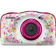 Nikon COOLPIX W150 Floral Backpack Kit