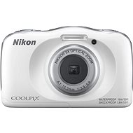 Nikon COOLPIX W150 White Holiday Kit - Children's Camera