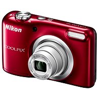 Nikon COOLPIX A10 Red - Digital Camera