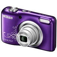 Nikon COOLPIX A10 Purple Lineart - Digital Camera
