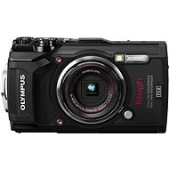 Olympus TOUGH TG-5 Black + Maxi Kit - Digital Camera