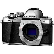 Olympus E-M10 Mark II Silver Body - Digital Camera