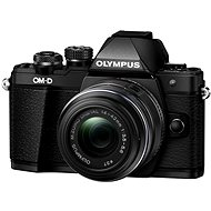 Olympus E-M10 Mark II black/black + 14-42mm II R - Digital Camera