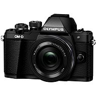 Olympus OM-D E-M10 Mark II ED 14-42mm EZ Black/Black - Digital Camera
