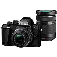 Olympus E-M10 Mark II Black/Black + 14-42mm II R DZ - Digital Camera