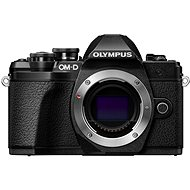 Olympus OM-D E-M10 MARK III Body Black - Digital Camera
