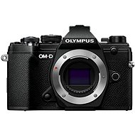 Olympus OM-D E-M5 Mark III, Black - Digital Camera