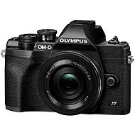 Olympus OM-D E-M10 Mark IV + 14-42mm EZ, Black - Digital Camera