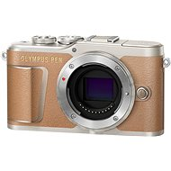 Olympus PEN E-PL9 body brown - Digital Camera
