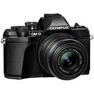 Olympus OM-D E-M10 Mark III S + 14-42mm II R black - Digital Camera
