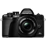 Olympus OM-D E-M10 Mark III S + 14-42mm EZ black - Digital Camera