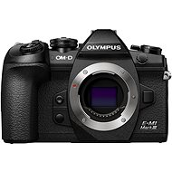 Olympus E-M1 Mark III, Body, Black - Digital Camera