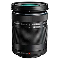 M.ZUIKO DIGITAL ED 40-150 mm R Black Lens - Lens -
