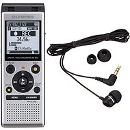 Olympus WS-852 + TP-8 Telephone Pickup - Digital Voice Recorder