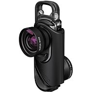 Olloclip core lens + 2 cases Black/Black for iPhone 7 and iPhone 7 Plus - Lens