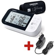 Omron M7 Intelli IT AFIB Digital Pressure Gauge with Bluetooth Smart Connection to Omron Connect, Co