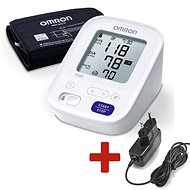 Omron M3 AFIB Digital Pressure Gauge with Colour Hypertension Indicator and AFIB Detection - Pressure Monitor