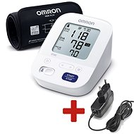Omron M3 Comfort AFIB Digital Pressure Gauge with Intelli Cuff and AFIB Detection - Pressure Monitor