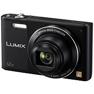Panasonic LUMIX DMC-SZ10 Black - Digital Camera