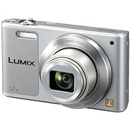 Panasonic LUMIX DMC-SZ10 Silver - Digital Camera