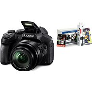 Panasonic LUMIX DMC-FZ300 + Alza Photo Starter Kit 32GB - Digital Camera