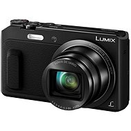 Panasonic LUMIX DMC-TZ57 Black - Digital Camera