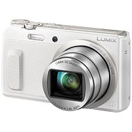 Panasonic LUMIX DMC-TZ57 White - Digital Camera