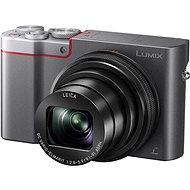 Panasonic LUMIX DMC-TZ100 Silver - Digital Camera