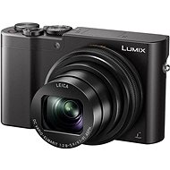 Panasonic LUMIX DMC-TZ100 Black - Digital Camera