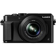 Panasonic LUMIX DMC-LX100 Black - Digital Camera