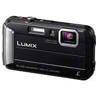 Panasonic LUMIX DMC-FT30 black - Digital Camera