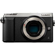 Panasonic LUMIX DMC-GX80 Silver Body - Digital Camera