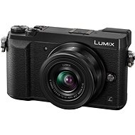 Panasonic LUMIX DMC-GX80 black + 12-32mm lens - Digital Camera