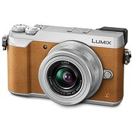 Panasonic LUMIX DMC-GX80 Brown + Lens 12-32mm - Digital Camera