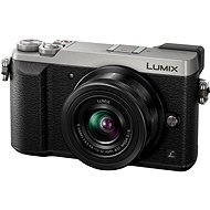 Panasonic LUMIX DMC-GX80 silver + 12-32mm lens