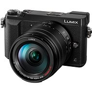 Panasonic LUMIX DMC-GX80 black + 14-140mm lens - Digital Camera