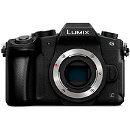Panasonic LUMIX DMC-G80 Black - Digital Camera
