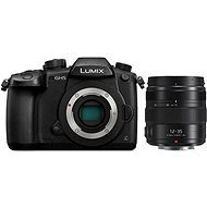 Panasonic LUMIX DMC-GH5 Body + Panasonic Lumix G X 12-35mm f/2.8 II Power OIS, Black - Digital Camera