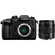 Panasonic LUMIX DC-GH5S Body + Panasonic Lumix G X 12-35mm f/2.8 II Power OIS, Black - Digital Camera