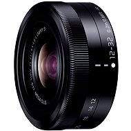 Panasonic Lumix G Vario 12-32mm f/3.5-5.6 Black - Lens