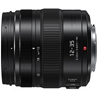 Panasonic Lumix G X 12-35mm F2.8 II Power OIS Black - Lens
