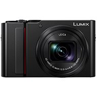 Panasonic Lumix DMC-TZ200 black - Digital Camera