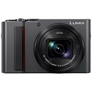 Panasonic Lumix DMC-TZ200 silver - Digital Camera